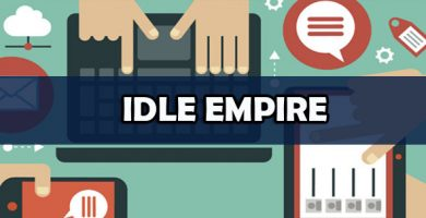 Idle Empire Gana Dinero, Tarjetas Regalo, etc...